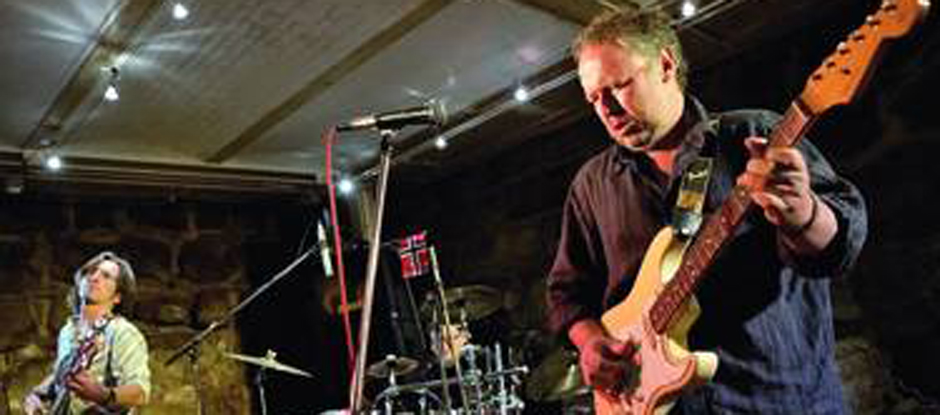 PAUL ROSE & BAND / BLUES ROCK / SAMSTAG 15. OKTOBER 2016