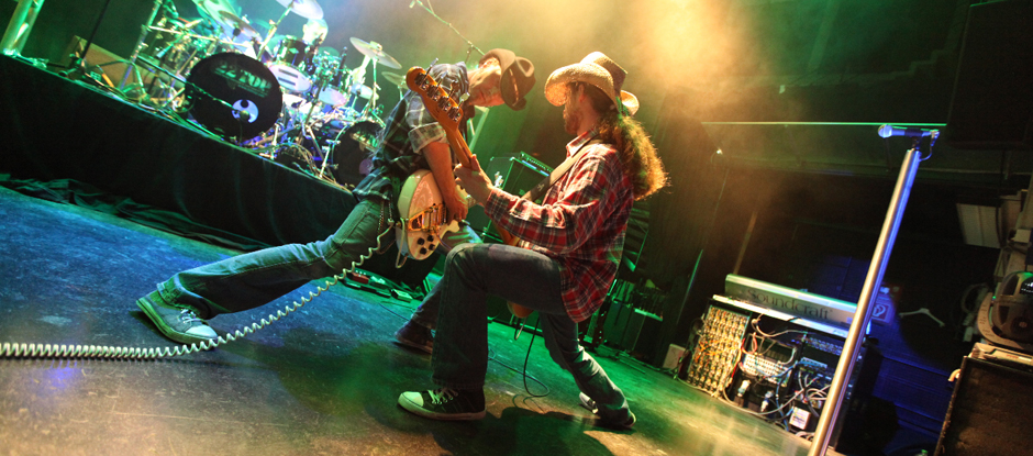 ZZ TOP SHOW<br>PRESENTED BY 22 TOP<br>SAMSTAG 22. SEPTEMBER 2018