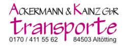Ackermann & Kainz Transporte